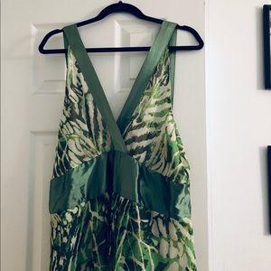 Dresses & Skirts - Green plus siZe 3x dress. Sleeveless